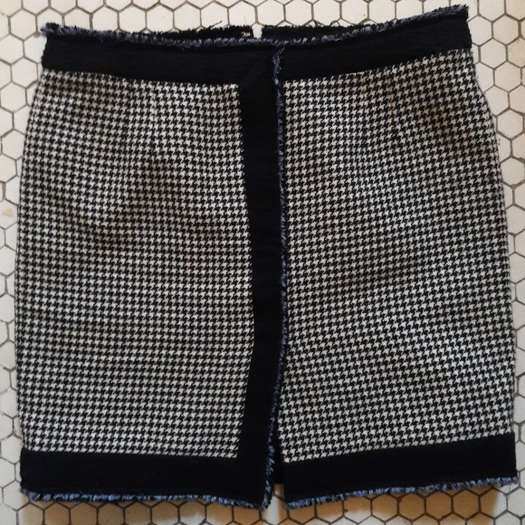 Balenciaga Dresses & Skirts - Balenciaga Houndstooth Mini-skirt